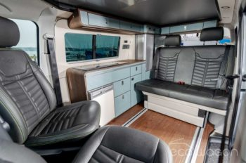 Best T6 Conversion Interiors