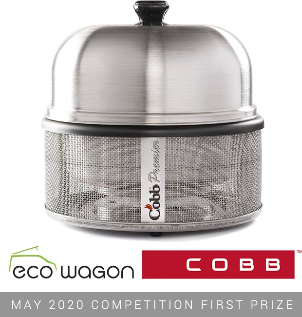 Ecowagon Win A Cobb Barbecue Competition