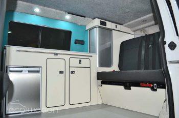 VW Conversion Interior Cream