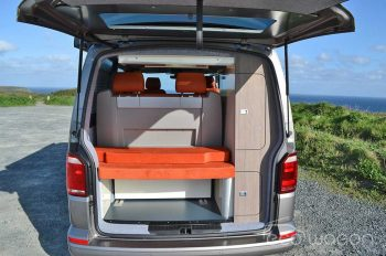 VW Conversion Van