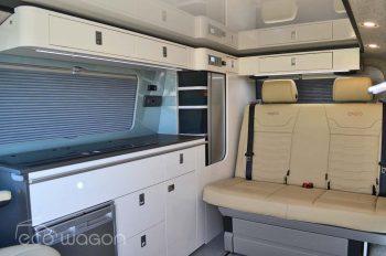 VW Transporter Expo Camper Conversion