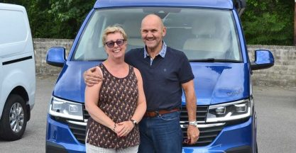 Janet and Ian VW Conversion