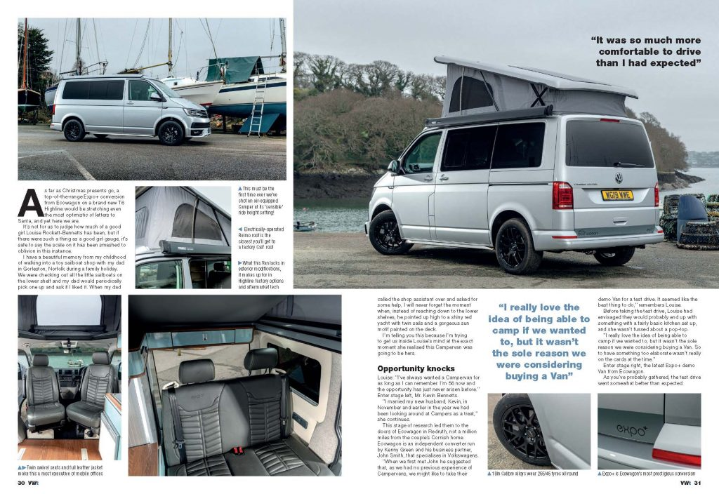 VWt Issue 94 Ecowagon Silver T6 Expo+
