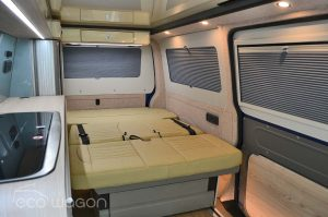 Campervan Conversion California Bed