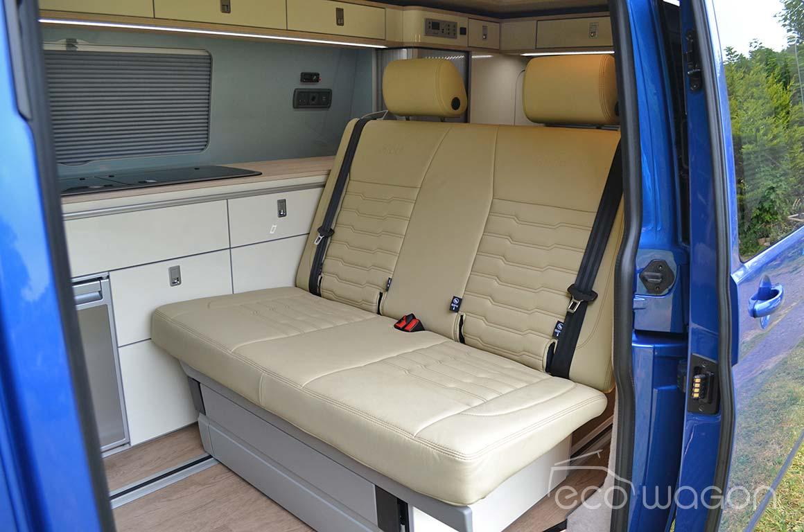 Campervan Conversion Interior Seats