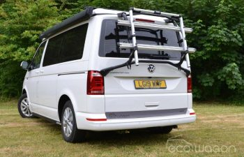 Campervan Conversion With Touring Kit