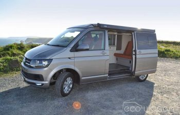 Campervan Conversions Gallery