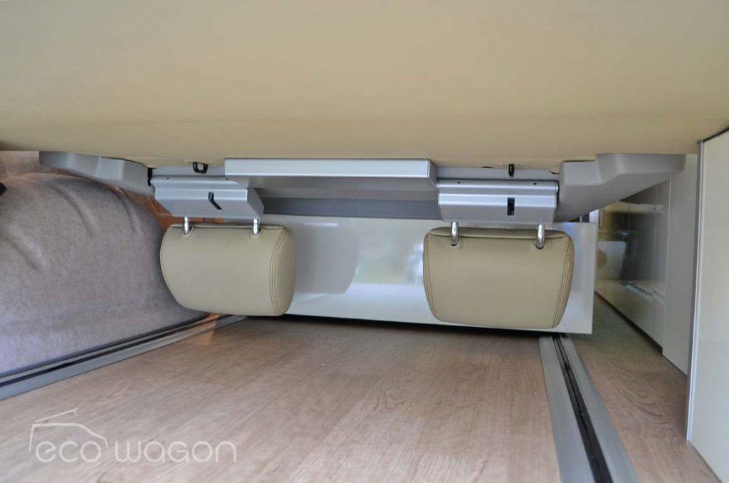 Campervan Folding Headrests
