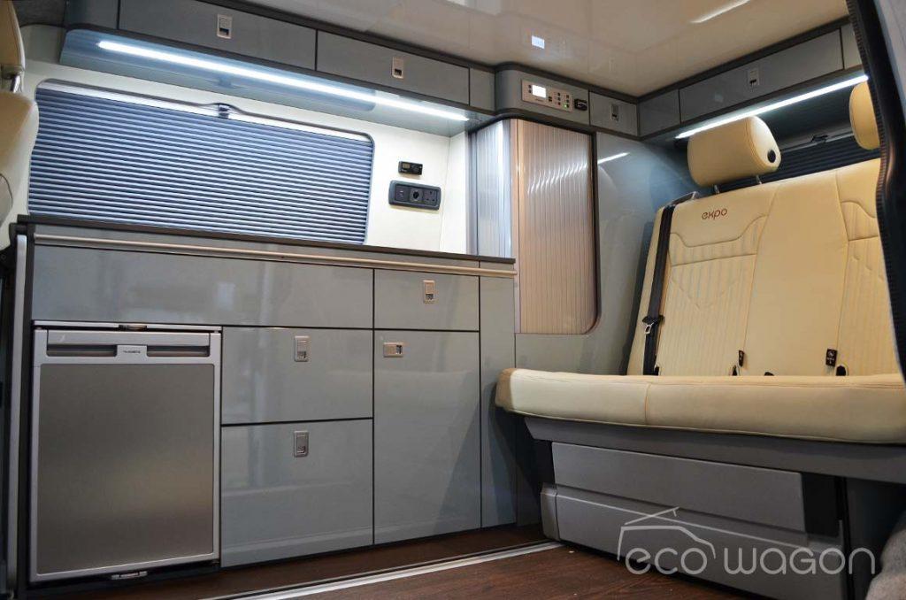 Campervan Interior Design