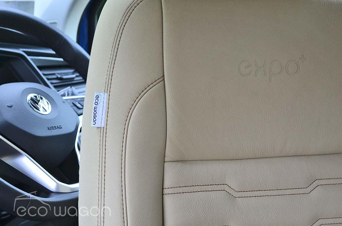 Handmade Leather VW Transporter Seats