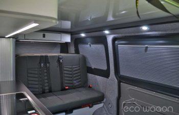 Classic Camper Van Conversion