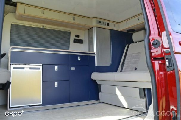 Ecowagon Expo Plus Camper Conversion Interior 1