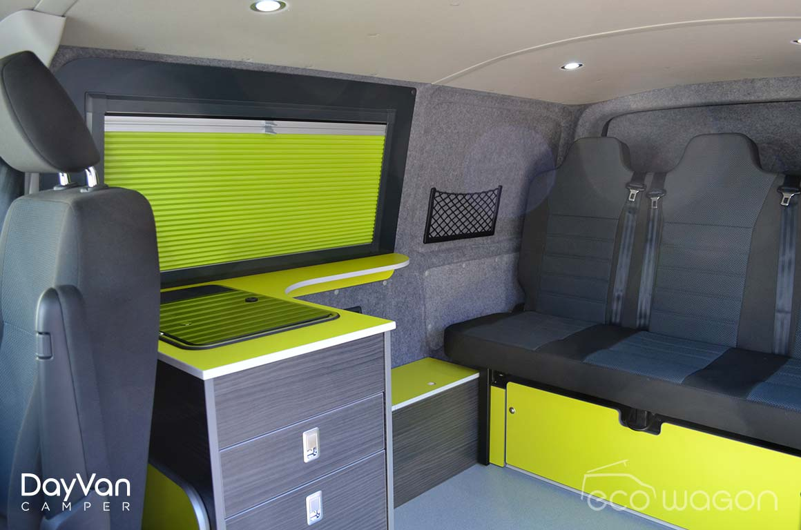 VW Day Van Camper Conversion