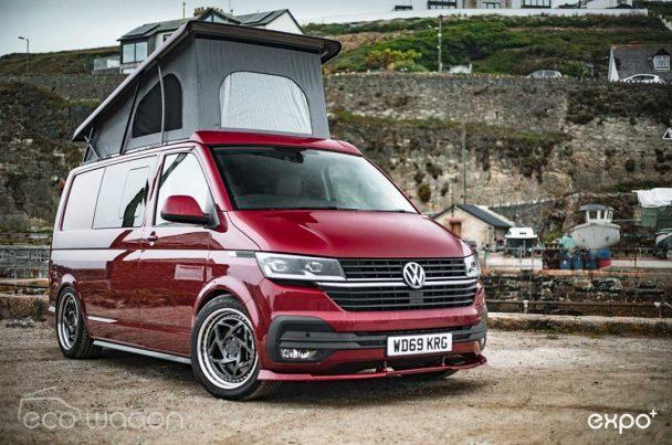 Amazing Camper Van Conversion