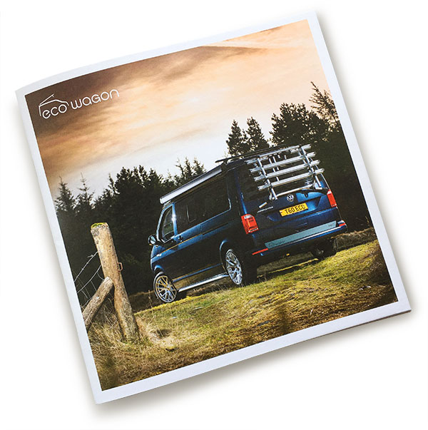 Camper Van Conversion Brochure