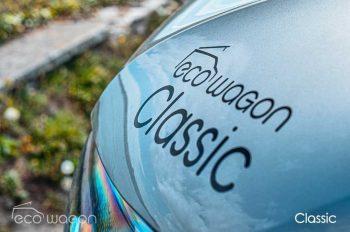 Ecowagon Classic Branding