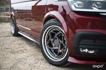 Volkswagen T6.1 Radi8 Alloys