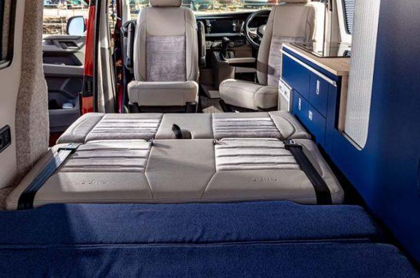 Ecowagon Expo Plus Demo Van Interior Detail