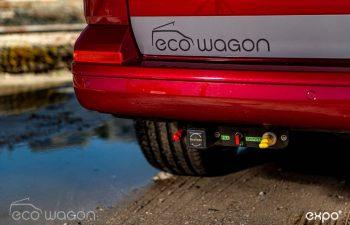 Ecowagon Expo Plus Demo Van Fill Points