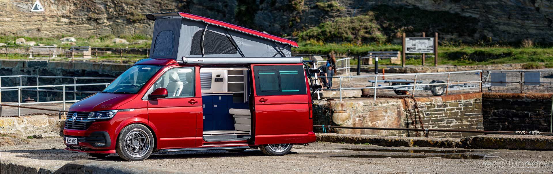 Volkwwagen Camper Vans Cornwall