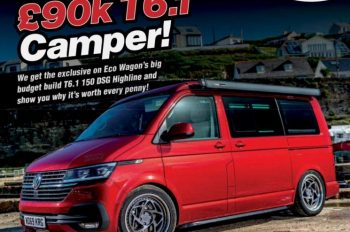 Ecowagon VW T6 1 Conversion VWt Magazine