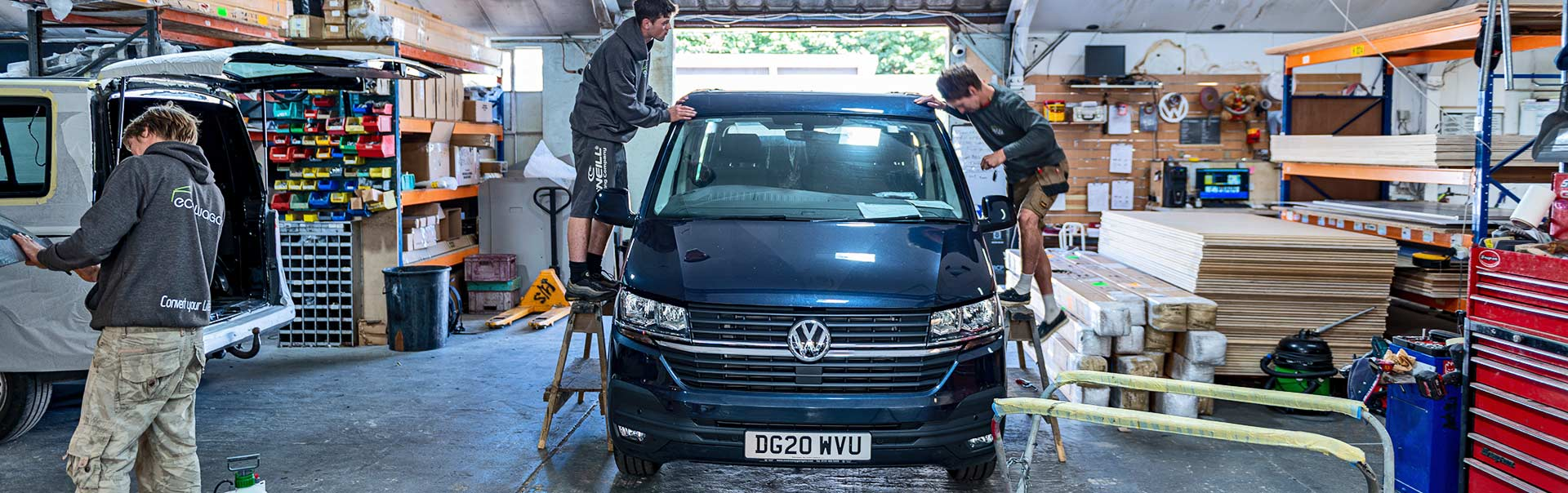 Ecowagon VW Conversion Workshop