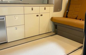 Expo T6 Cream Units With Tan Leather 1