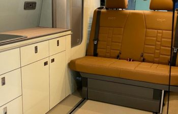 Expo T6 Cream Units With Tan Leather 2