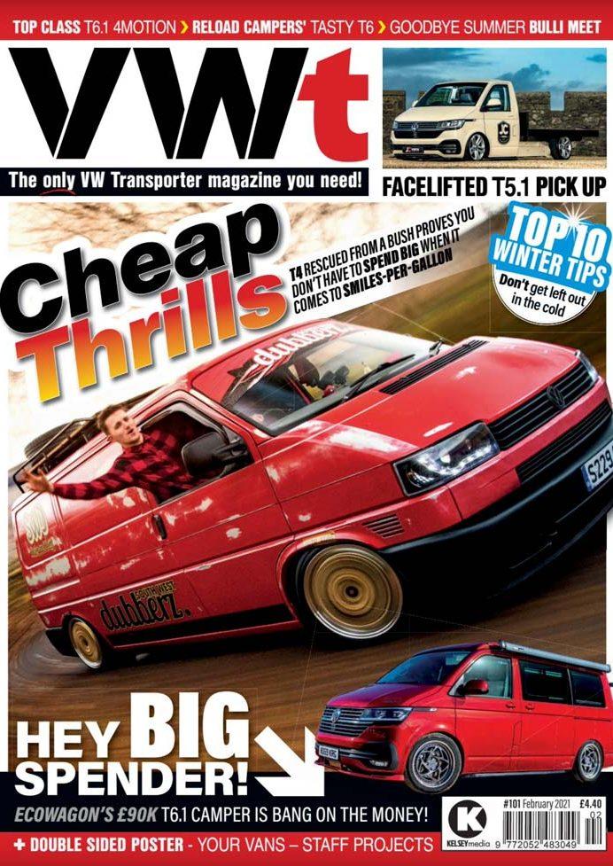 VWT Issue 101 Ecowagon Hey Big Spender