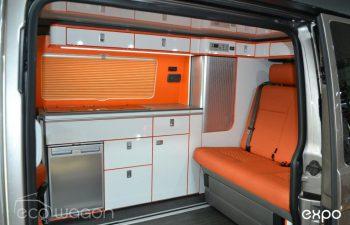 Volkswagen T6 Conversion Ecowagon Expo