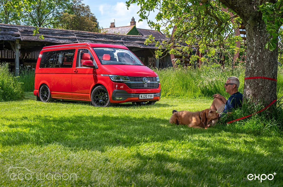 I Love My VW Campervan
