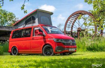 T6.1 Camper Van