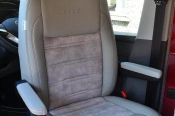 T6.1 Leather Seat Trim