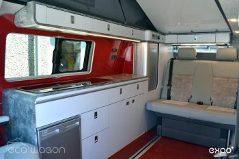 VW T6.1 Camper Van Interior Colour Ideas