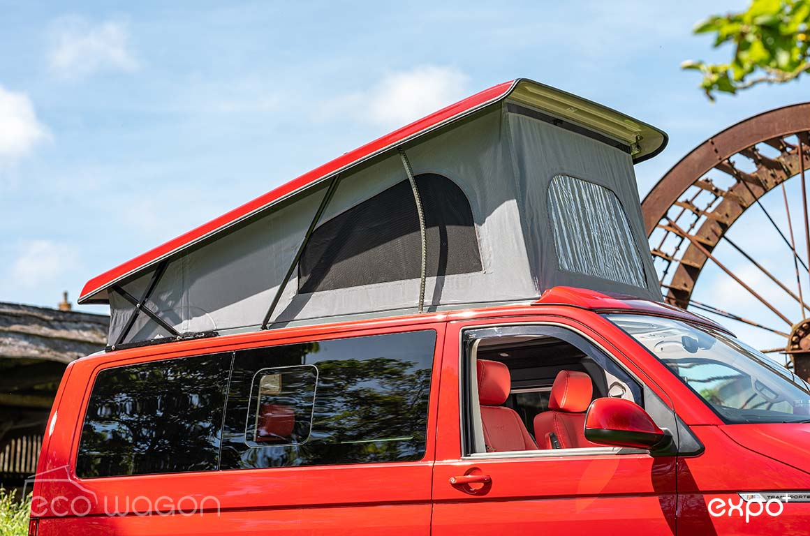VW T6.1 Electric Pop Top