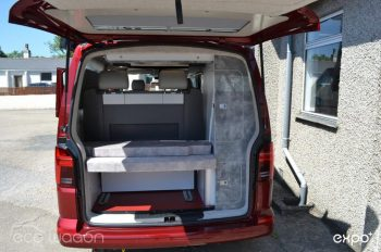 Volkswagen T6.1 Tailgate